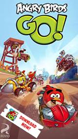 Angry Birds Go! Игра для Андроид