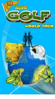 3D Mini Golf: World Tour - ���� ����� 3D: ������� ���