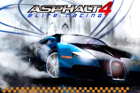 Asphalt 4 - Elite Racing 2D