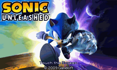 Sonic Unleashed (Landscape)