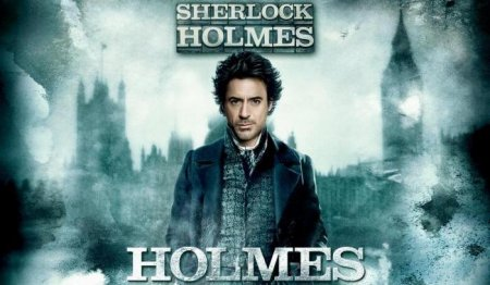 Sherlock Holmes - The official movie game (Landscape)