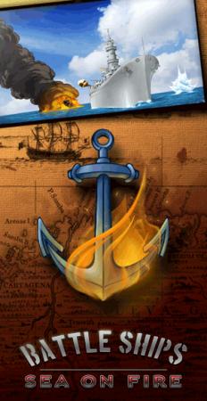 Морской бой: Море в Огне - Battleships: Sea on Fire