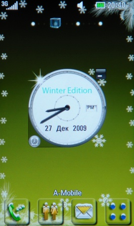 Прошивка для LG KM900 Arena - V10P CIS Winter Edition v1.0.1.0