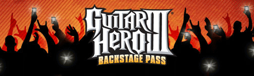 Guitar Hero III: Backstage Pass - Герой гитары 3: Путь за кулисы