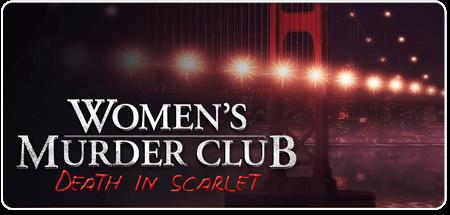 Womens Murder Club: Death In Scarlet