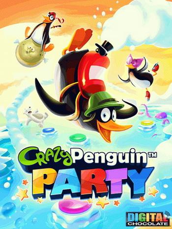 Crazy Penguin Party - Безумная Вечеринка Пингвинов