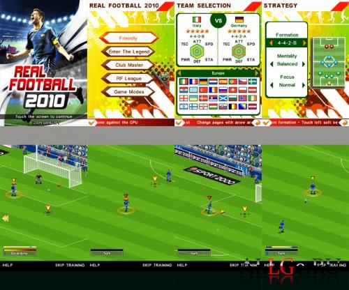 Real Football 2010 - Реальный Футбол 2010