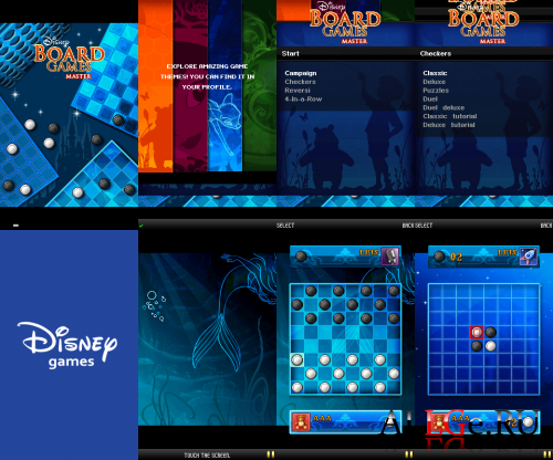 Disney Board Games Master