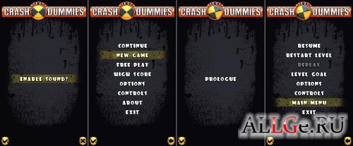 Crash Test Dummies - Краш-тест Марионетки