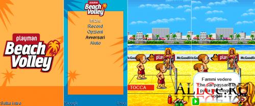 Playman Beach Volley