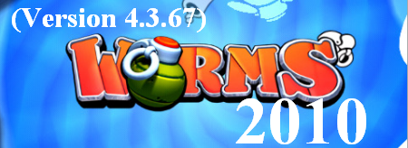 Worms 2010 (version 4.3.67)