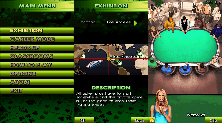 Download texas holdem poker touch screen 240x400
