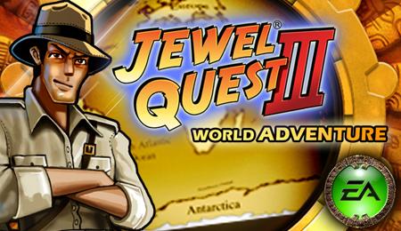 Jewel Quest III: Wolrld Adventure