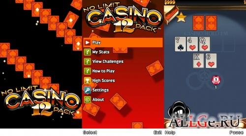 No Limit Casino 12 Pack
