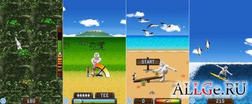 игры онлайн йети спорт