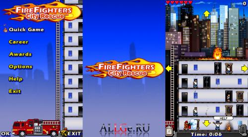 FireFighters: City Rescue - Пожарные: Городские Спасатели