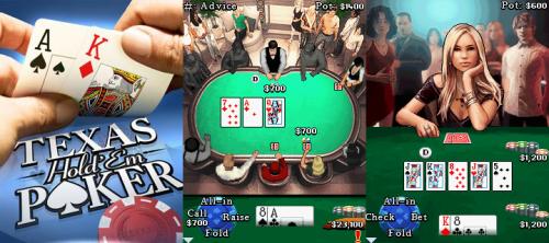Texas Hold'em Poker - Техасский Покер