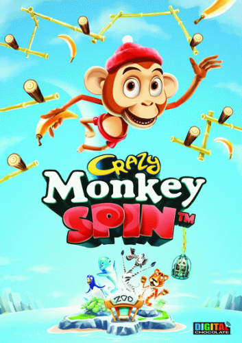Crazy Monkey Spin - Сумасшедшие выкрутасы обезьяны