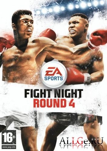 Fight Night Round 4 - Ночные Бои: 4 раунд