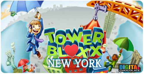 Tower Bloxx: New York - Строительные Блоки: Нью Йорк