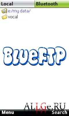 BlueFTP RUS v1.25