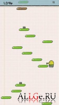 Doodle Jump Guerra