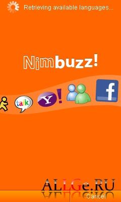 Nimbuzz Mobile 1.6 Full Screen (Русская версия)