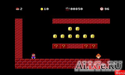 Super Mario Bros (Landscape)