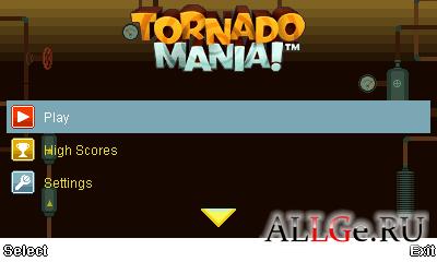 Tornado Mania! (Landscape)