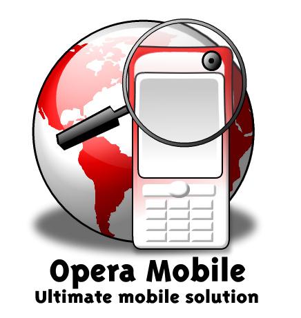 Opera Mini 4.2 Full Screen (в Полный экран)