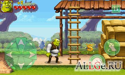 Скачать Shrek Forever After: The Mobile Game (Landscape ...