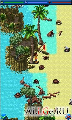 Robinson Crusoe: Shipwrecked