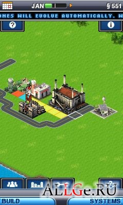 SimCity Deluxe (Русский язык)