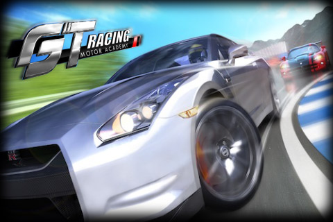 GT Racing: Motor Academy (Landscape)