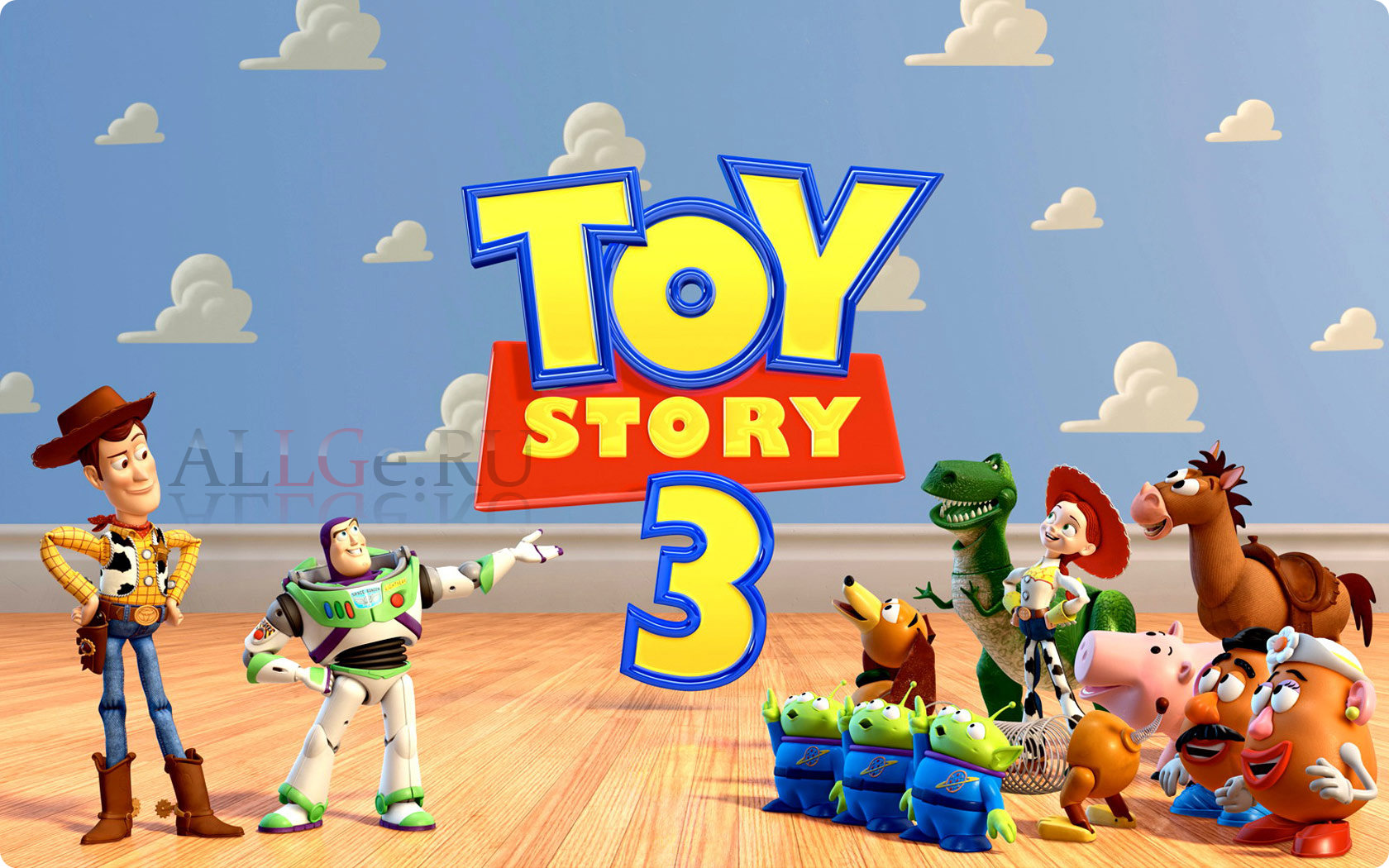 Toy story 3 на русском история игрушек 3