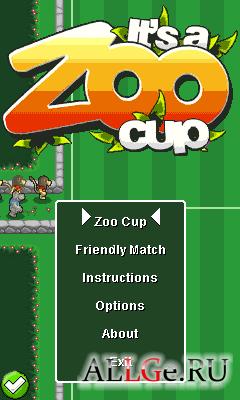 It's A Zoo Cup - ЗооКубок