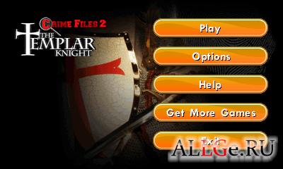 Crime Files 2: The Templar Knight (Landscape) - Криминальные Хроники 2: Рыцарь Тамплиер (Альбомная)