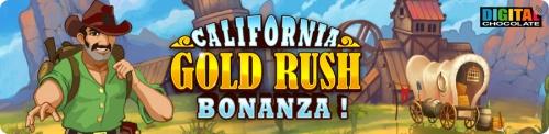 California Gold Rush Bonanza! - Золотая Лихорадка в Калифорнии: Процветание!