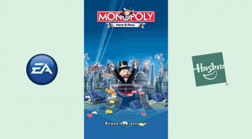 Monopoly: Here and Now - Монополия: Здесь и сейчас