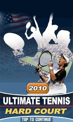 2010 Ultimate Tennis: Hard Court - 2010 Теннис: Корт с твердым покрытием