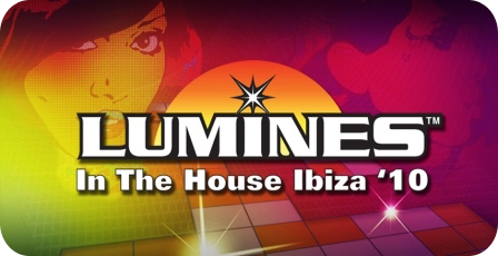 Lumines: In The House Ibiza 10 - Освещение: В доме Ибицы 10