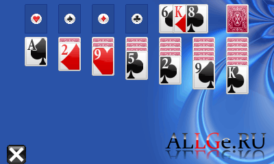 Solitaire Deluxe 16 Pack (Landscape) -  Пасьянс Делюкс. Сборник 16 Игр (Альбомная)