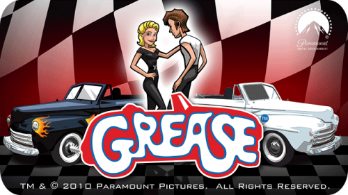 Grease The Mobile Game - Грис