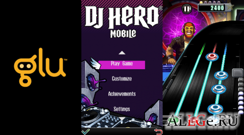 DJ Hero Mobile