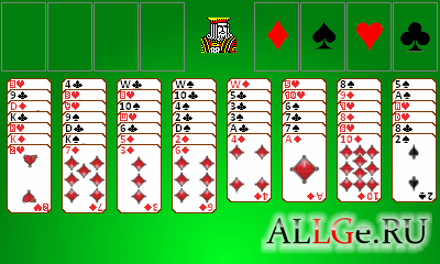 FreeCell (Landscape)