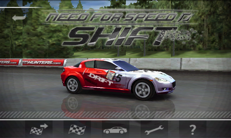 Android News; Need For Speed Shift на Android.
