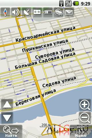 скачать бесплатно карту украины для gps навигатора на android