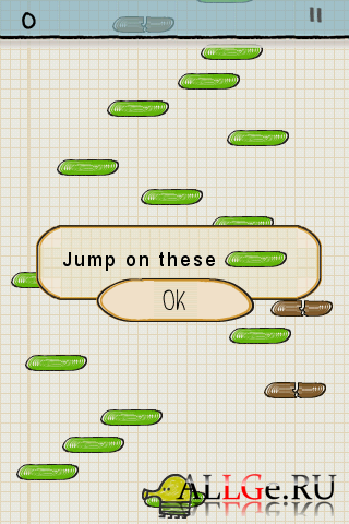 Скачать Doodle Jump на Андроид - Обзор игры