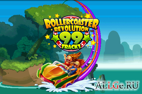 Rollercoaster Revolution 99 Tracks .apk