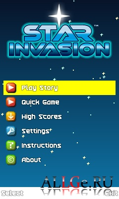 Star Invasion - Звездное Вторжение